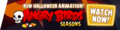 Angry Birds Halloween!