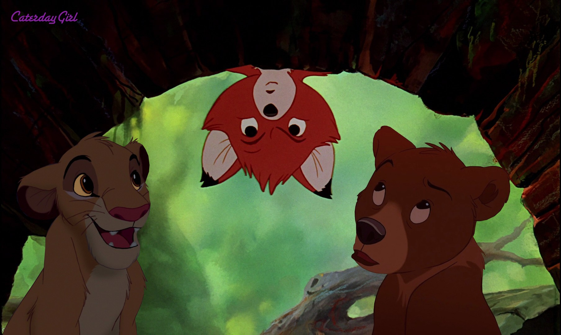 disney crossover images Animal Gathering HD wallpaper and ...