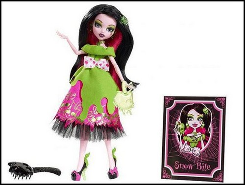 Another cute monster high doll I like!