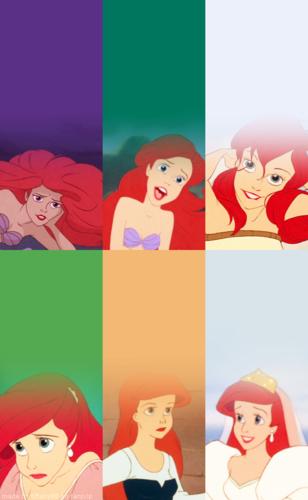 The Little Mermaid wallpaper called Ariel ~ ♥