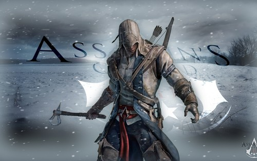 The assassins images assassins creed 3 hd wallpaper and the assassins wallpaper with a rifleman called assassins creed 3 voltagebd Choice Image
