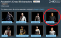 Assassin's Creed III Characters
