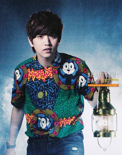 B1A4 For japón Magazine Octber Issue