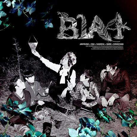 B1A4 In the Wind Album Cover