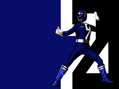 BLUE RANGER SPD