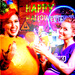 "Baley 8x06 ""Not Afraid"" Halloween Icons"