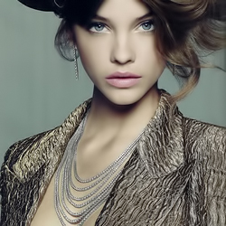 Barbara Palvin wallpaper probably with a portrait titled Barbara