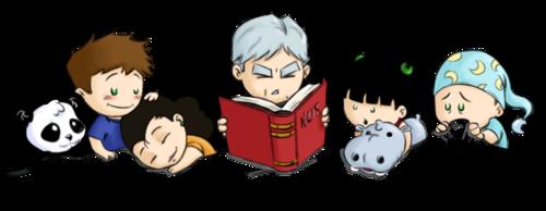 Bedtime Stories!!