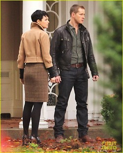 Behind The Scene: Once Upon a Time Season 2 (30 October 2012)