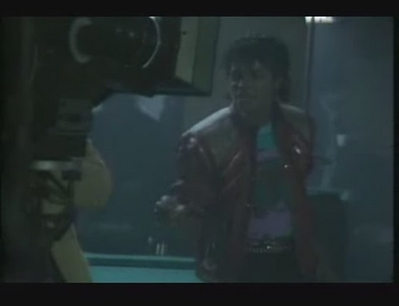 "Behind The Scenes In The Making Of ""Beat It"""