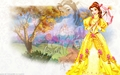 beauty-and-the-beast - Belle ~ ♥ wallpaper