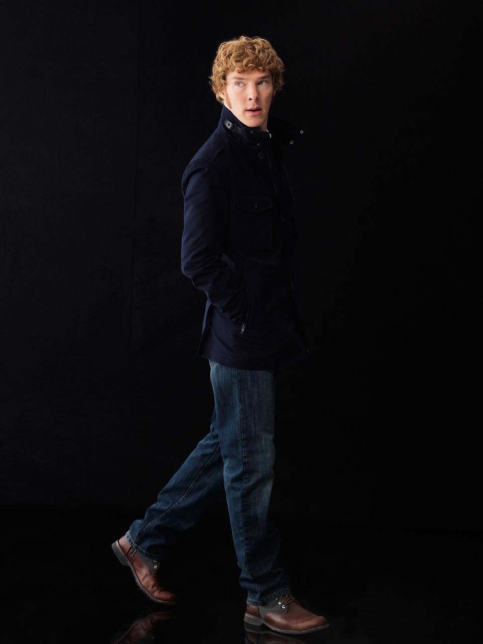 Benedict Cumberbatch 'War Horse' Photoshoot - Benedict ...