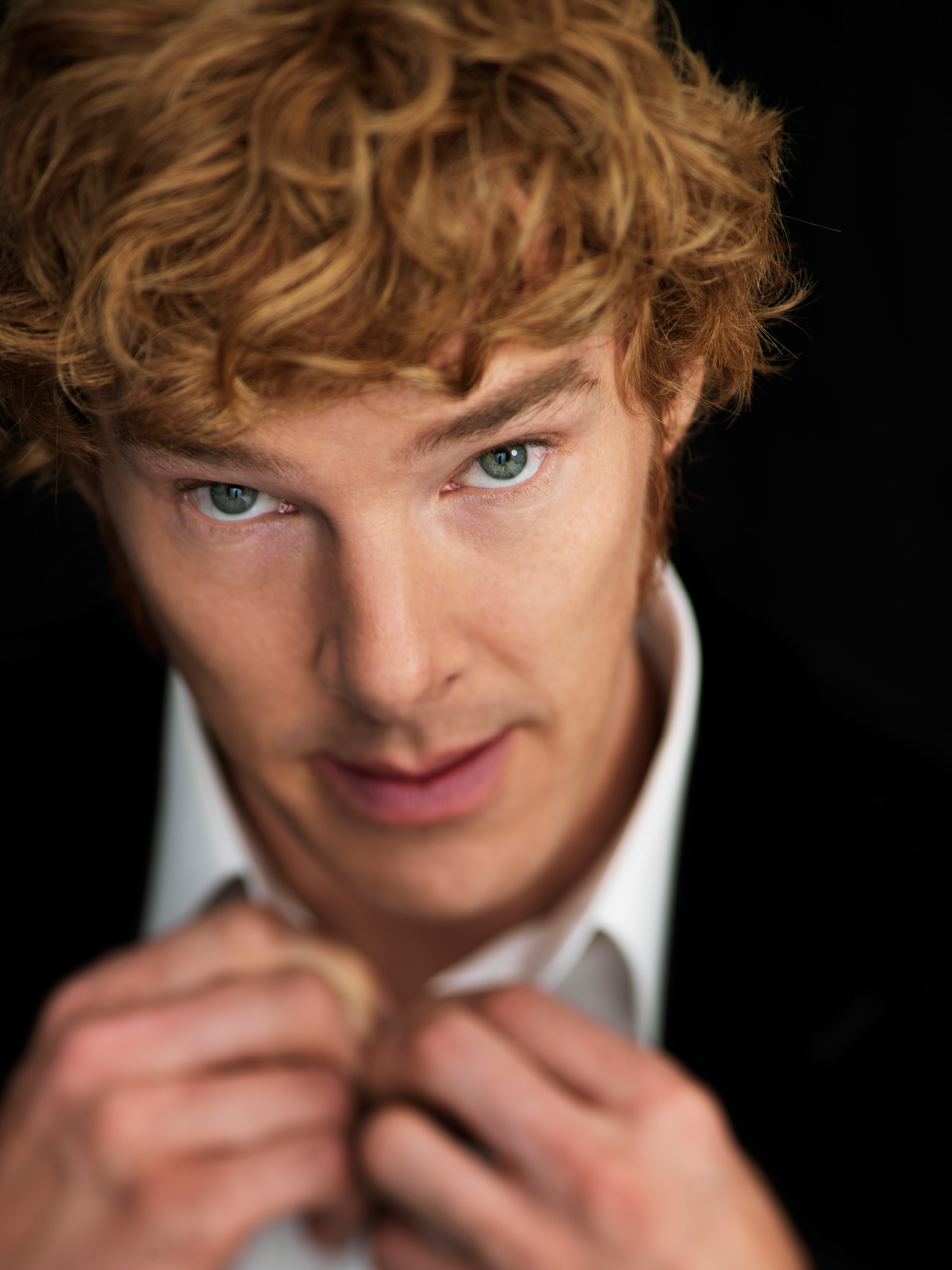 Benedict Cumberbatch War Horse Photoshoot Benedict