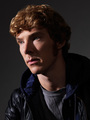 Benedict Cumberbatch 'War Horse' Photoshoot