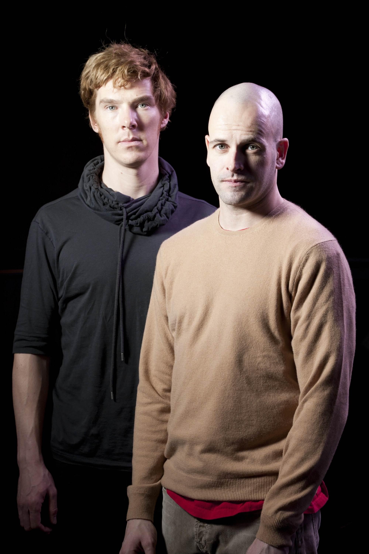 Benedict Cumberbatch and Jonny Lee Miller 'Frankenstein' Photoshoot
