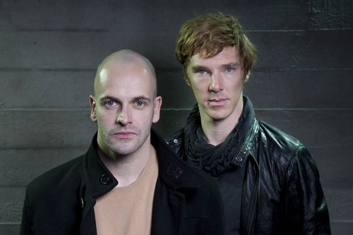 Benedict Cumberbatch and Jonny Lee Miller 'Frankenstein' Photoshoot