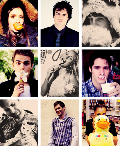 Best Cast EVER!<3
