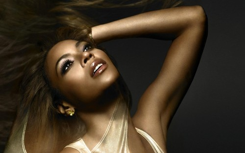 Beyoncé Arena magazine