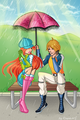 Bloom & Sky (New Image) - winx-club-bloom-and-sky-%E2%99%A5 fan art