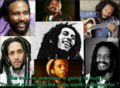 Bob Marley and Sons - bob-marley fan art