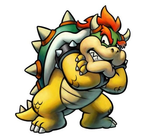 super mario bros wallpaper called Bowser