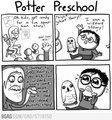 Boy, That Escalated Quickly - harry-potter-vs-twilight photo