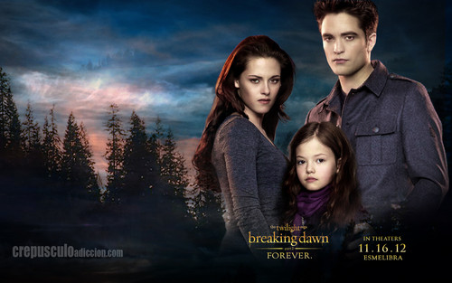 Breaking Dawn Part 2 바탕화면