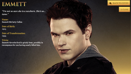 Twilight Series wallpaper possibly containing a sign and a portrait entitled Breaking Dawn part 2 characters