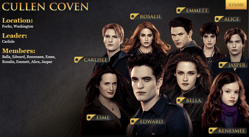 Twilight Series wallpaper probably containing anime titled Breaking Dawn part 2 characters