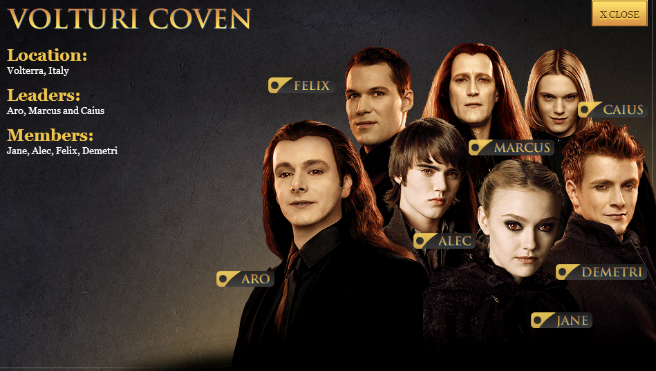 Image Cullen Family Breaking Dawn Wallpaper Twilight Series