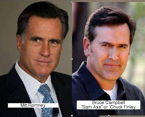 Bruce and Mitt