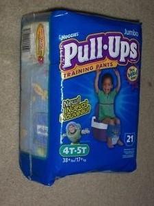 Buzz Lightyear diapers