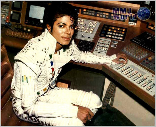 Captain EO :)