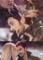 Captain Hook & Emma schwan