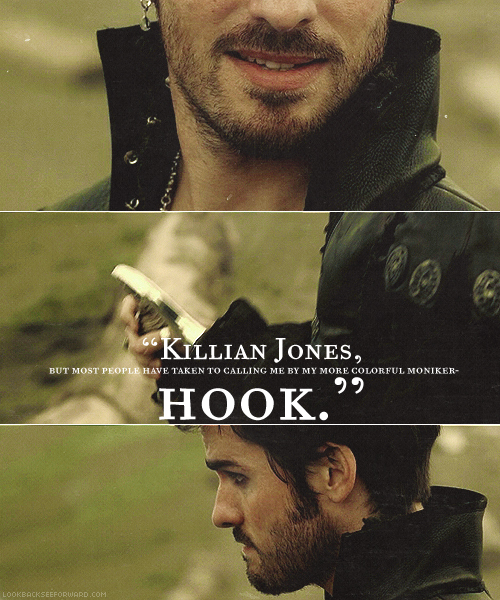 is captain hook dead once upon a time The jolly roger (once upon a time) and when hook asks her who's the captain of his (believing that eric is dead), but david wants hook to help ariel anyway.