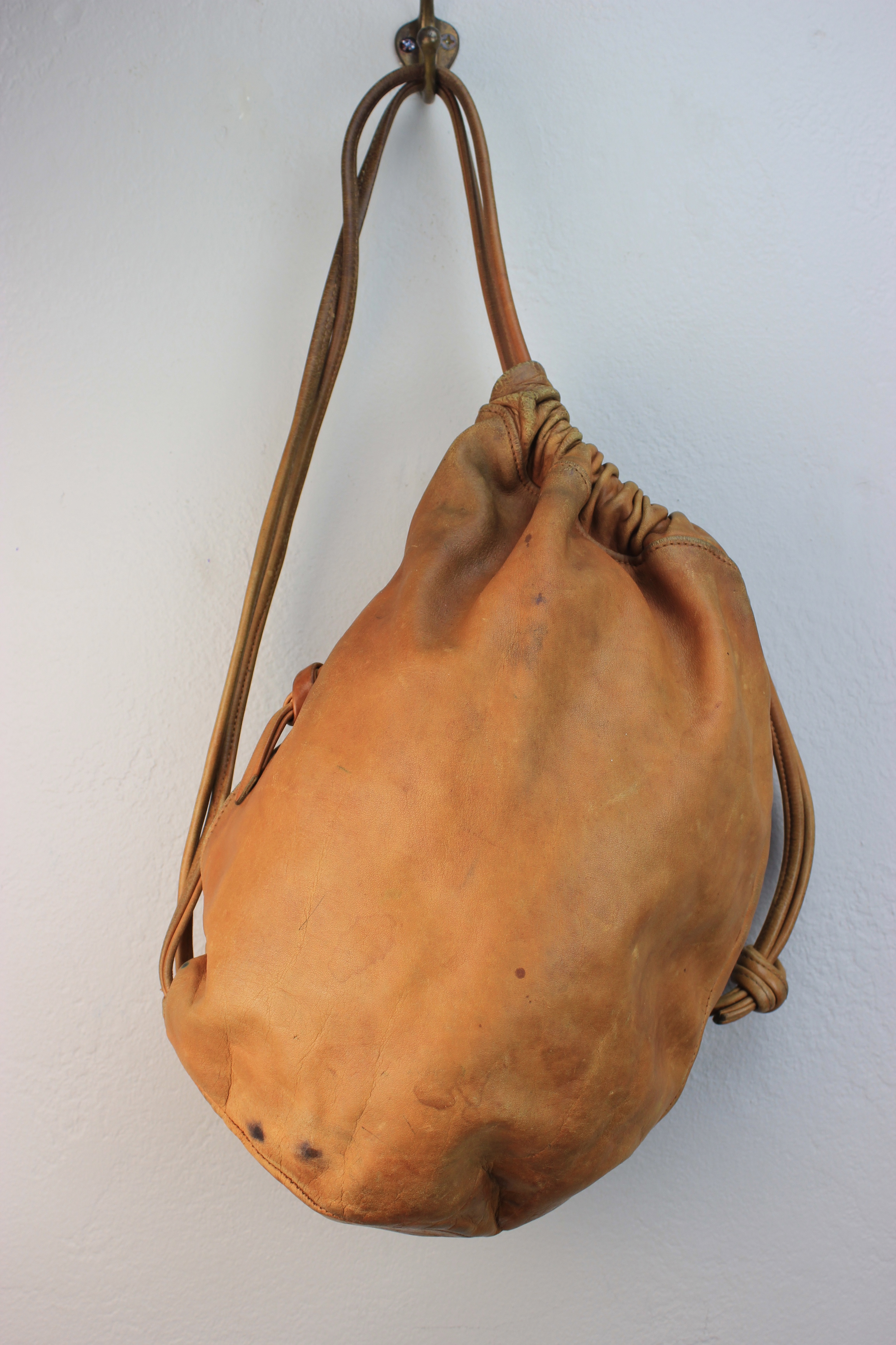 Vintage handbags online images Carmel Brown Vintage Leather Bags ...