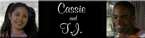 Cassie and T.J