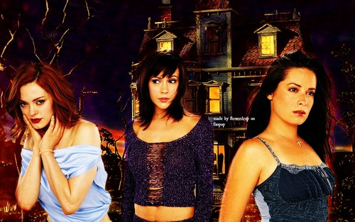 Charmed Wallpaperღ Halloween Special