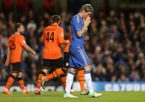 Chelsea - Shakhtar Donetsk, 07.11.2012, Champions League