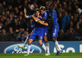 Chelsea - Shakhtar Donetsk, 07.11.2012, Champions League - fernando-torres photo