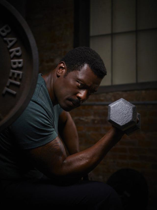 Chicago feuer Season 1 Promotional Cast Fotos