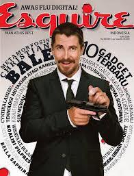 Christian covers esquire magazine
