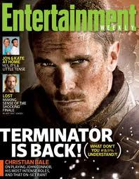 Christian covers entertainment weekly magazine