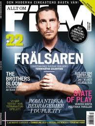 Christian covers FILM magazine