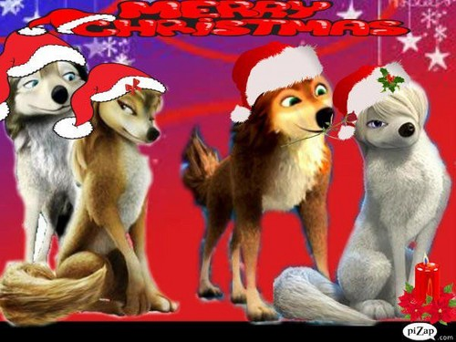 Alpha and Omega wallpaper called Christmas is almost here!