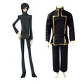 Code Geass Lelouch Cosplay Costume - code-geass photo