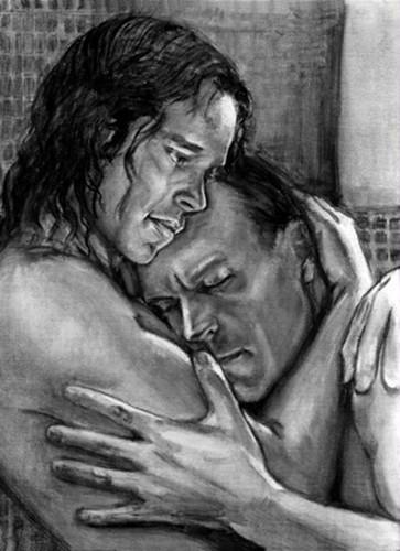 Comforting Jim