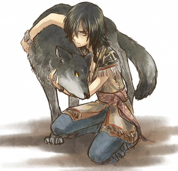 Connor And The Wolf The Assassin S Fan Art 32600540 Fanpop