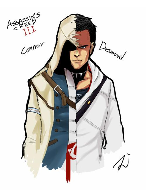 Connor Desmond The Assassin S Fan Art 32612314 Fanpop Page 2