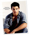 Cosmopolitan December 2012 - taylor-lautner photo